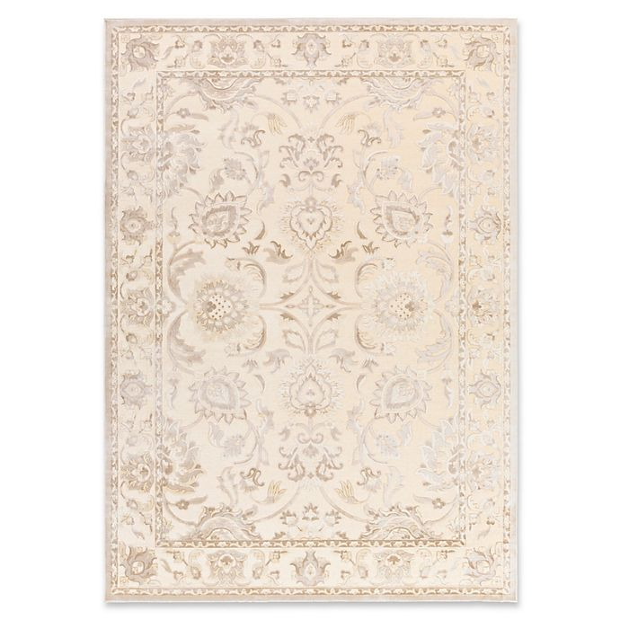 Alternate image 1 for Surya Basilica Classic Woven 7'6 x 10'6 Area Rug in Neutral