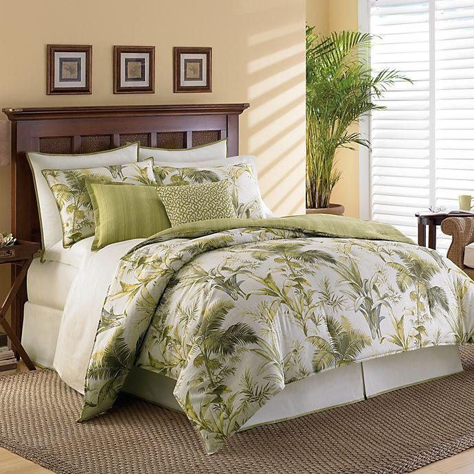Super Tommy Bahama Home Island Botanical Comforter Set Bed Bath Download Free Architecture Designs Ferenbritishbridgeorg