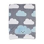 Little Love by NoJo® Happy Little Clouds Plush Blanket