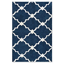 Cambridge Accent Rug in Indigo