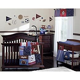 NoJo® Play Ball Crib Bedding Collection