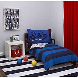 carter's® 4-Piece All-Star Toddler Bedding Set