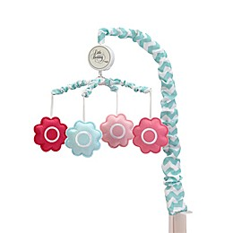 Little Bedding by NoJo® Tickled Pink Musical Mobile
