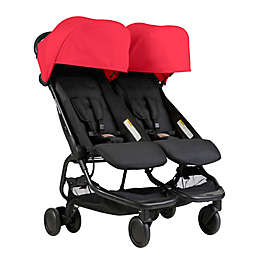 Mountain Buggy® Nano Duo Stroller