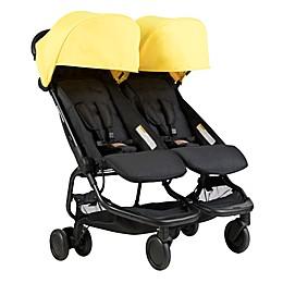 Mountain Buggy® Nano Duo Stroller