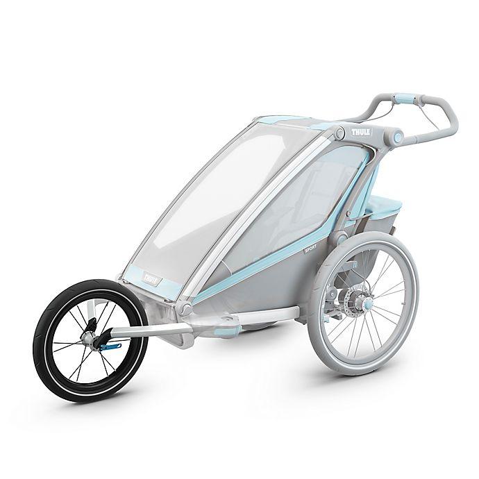 Alternate image 1 for Thule® Chariot Lite/Cross Jog Kit 1 in Black/Silver