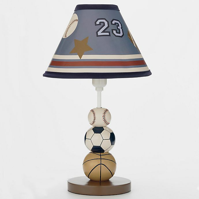 Alternate image 1 for NoJo® Play Ball Lamp and Shade