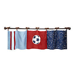 NoJo® Play Ball Window Valance