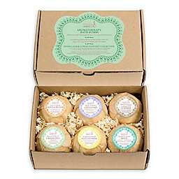 Freida & Joe Aromatherapy 6-Piece Bath Bomb Set