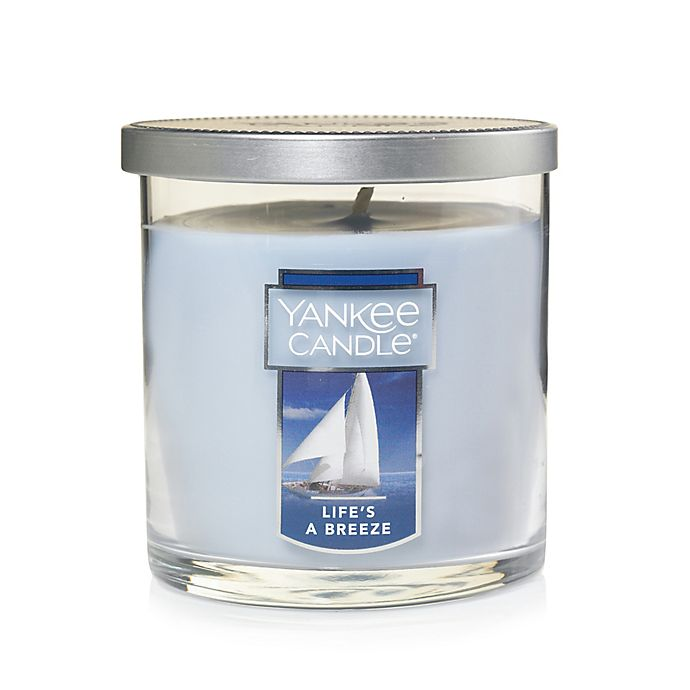 Alternate image 1 for Yankee Candle® Housewarmer® Life's a Breeze Small Tumbler Candles