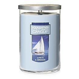Yankee Candle® Housewarmer® Life's a Breeze Large Tumbler Candles