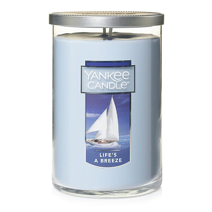 Alternate image 1 for Yankee Candle® Housewarmer® Life's a Breeze Large Tumbler Candles
