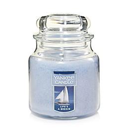 Yankee Candle® Housewarmer® Life's a Breeze Medium Jar Candle