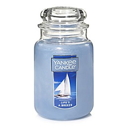 Yankee Candle® Housewarmer® Life's a Breeze Large Jar Candle