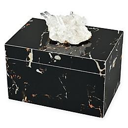 Sterling Industries Czarina Decorative Box in Black