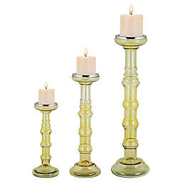 Sterling Industries Catalina Candle Holder in Seagrass
