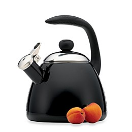 Farberware® Bella 2.5-Quart Tea Kettle in Black