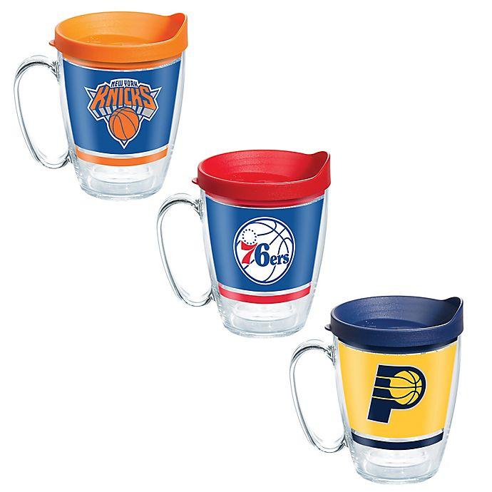 Alternate image 1 for Tervis® NBA Legend Wrap 16 oz. Mug with Lid