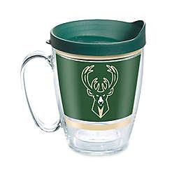 Tervis® NBA Milwaukee Bucks Legend Wrap 16 oz. Mug with Lid