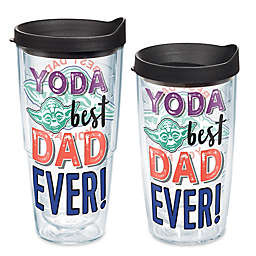 Tervis® Yoda Best Dad Wrap Tumbler with Lid