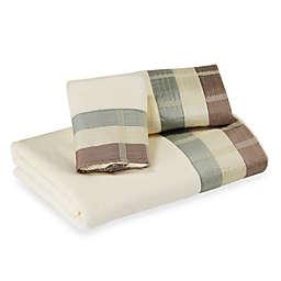 Croscill® Fairfax Bath Towel Collection in Aqua