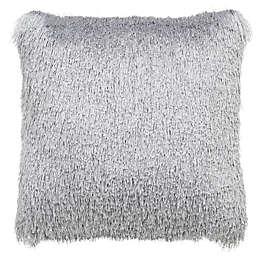 Safavieh Soleil Shag Square Indoor/Outdoor Throw Pillow