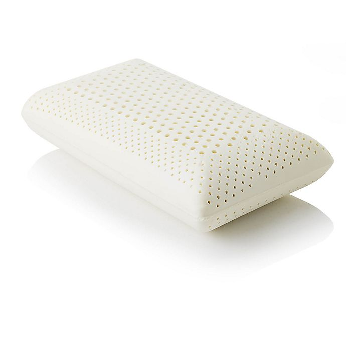 Alternate image 1 for Malouf High Loft Zone Dough Memory Foam King Bed Pillow