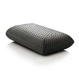 Malouf Medium Loft Zoned Dough Memory Foam King Bed Pillow