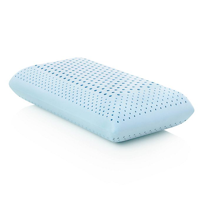 and King Size Queen Standard Z Shredded Gel Infused Memory Foam Pillow