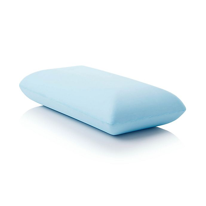 Malouf Z 174 Gel Foam Mid Loft Plush Queen Memory Foam Pillow