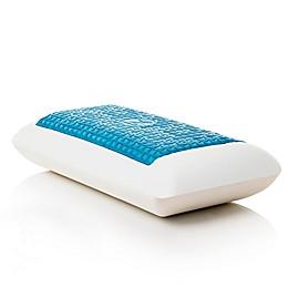 Malouf Zoned High Loft King Memory Foam Pillow