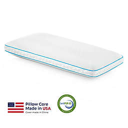 Malouf Carbon Cool® Omni Phase™ Queen Memory Foam Pillow in Blue