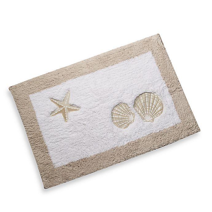 Alternate image 1 for Sand and Sea Bath Rug