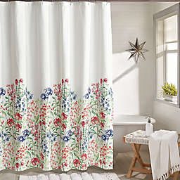 Peri Home Emma Floral Shower Curtain