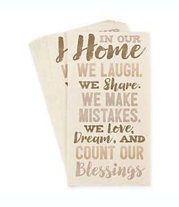 Toallas desechables de papel, In Our Home Creative Converting™ 32 piezas