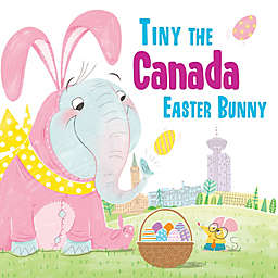 Tiny the Canada Easter Bunny by Eric James