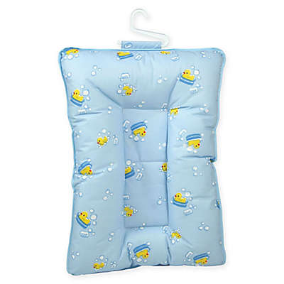 Leachco® Comfy Caddytm Baby Bather and Shower Caddy in Blue Ducks