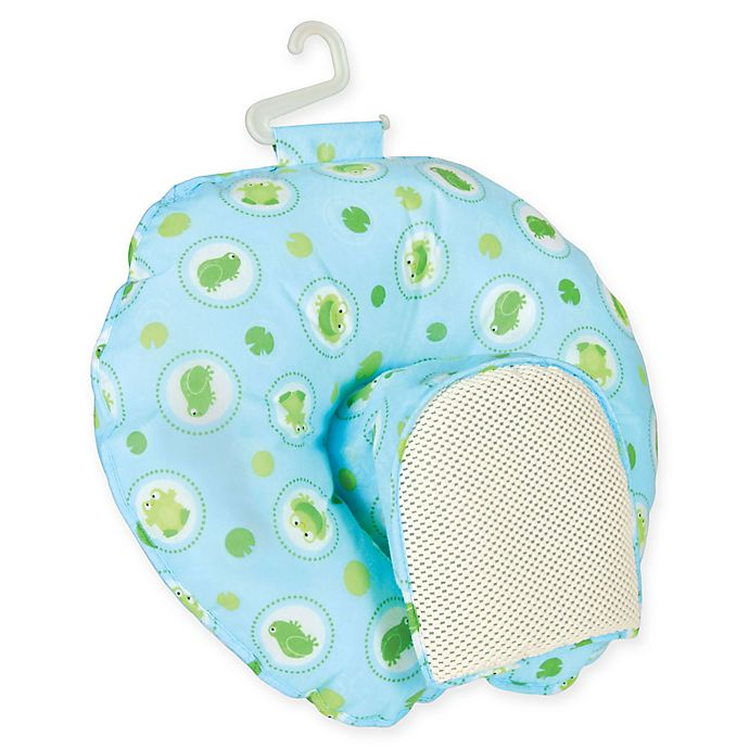 Alternate image 1 for Leachco® Hug Tub® Bather in Frog Pond