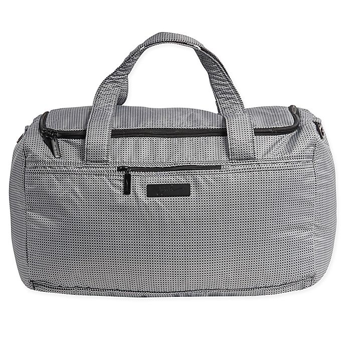 Alternate image 1 for Ju-Ju-Be® Onyx Super Star Large Duffle Bag in Black Matrix