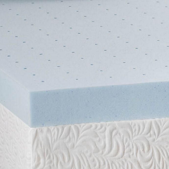Buy Lucid 4 Inch Gel Infused Memory Foam Queen Mattress