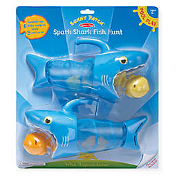 Melissa & Doug® Spark Shark Fish Hunt Pool Toy
