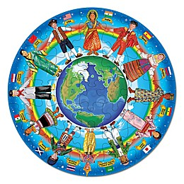 Melissa & Doug® 48-Piece Children Around the World Floor Puzzle