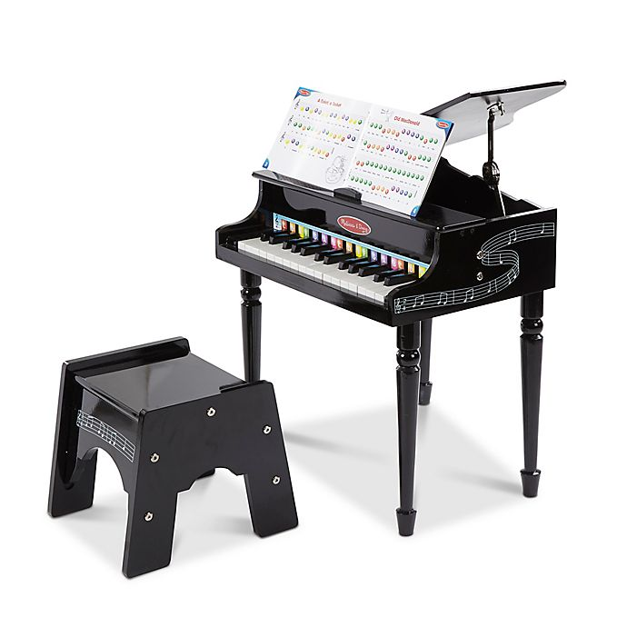 Alternate image 1 for Melissa & Doug® Grand Piano