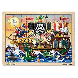 Melissa & Doug® 48-Piece Pirate Adventure Puzzle