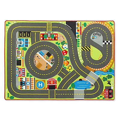 Melissa & Doug® Jumbo Roadway Activity Rug