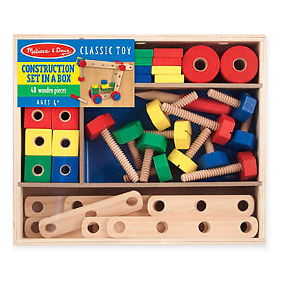 Melissa & Doug® Construction Set in a Box