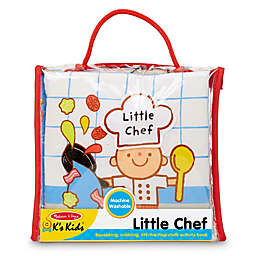 Melissa & Doug® K's Kids® Little Chef Soft Activity Book