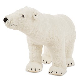 Melissa & Doug® Polar Bear Plush Toy