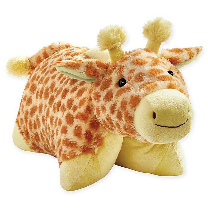 Alternate image 1 for Pillow Pets® Signature Jolly Giraffe Pillow Pet in Orange