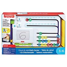 Fisher-Price® Think & Learn Count & Add Math Center